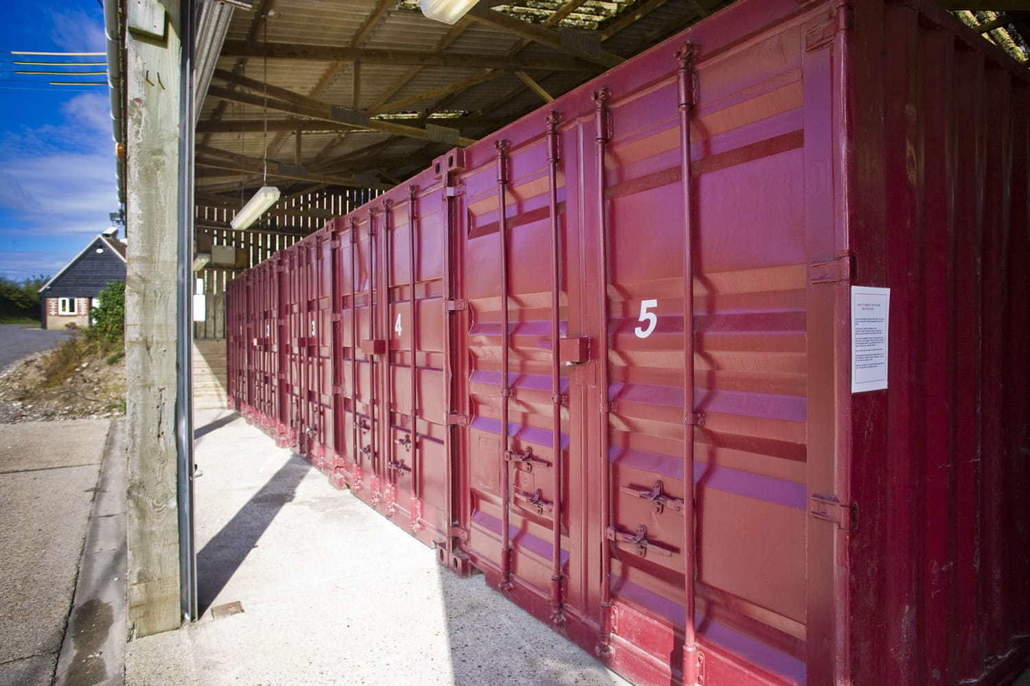 self storage prices