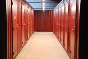 Brand new self storage facility at Barn Store Pembridge