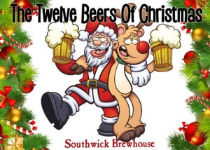 Southwick Brewhouse Christmas Beer box